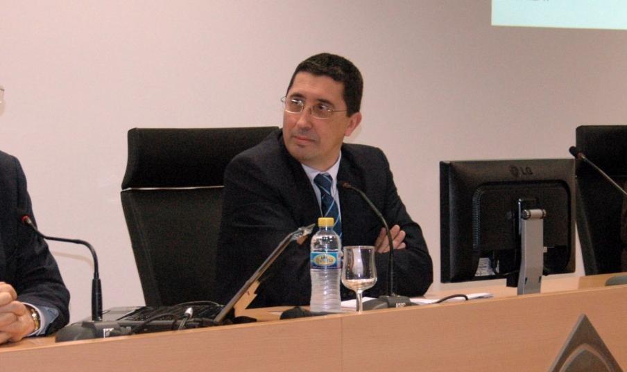 Presidente Comité Organizador XXI Congreso de AECA y Catedrático de la Universidad Castilla-La Mancha