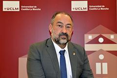 José Julián Garde López-Brea Rector