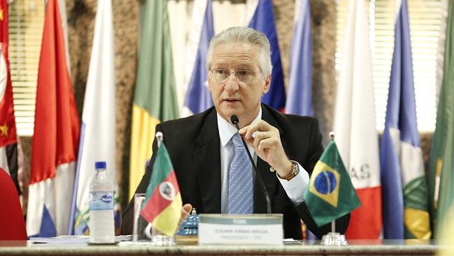 Presidente Consejo Federal de Contabilidad de Brasil